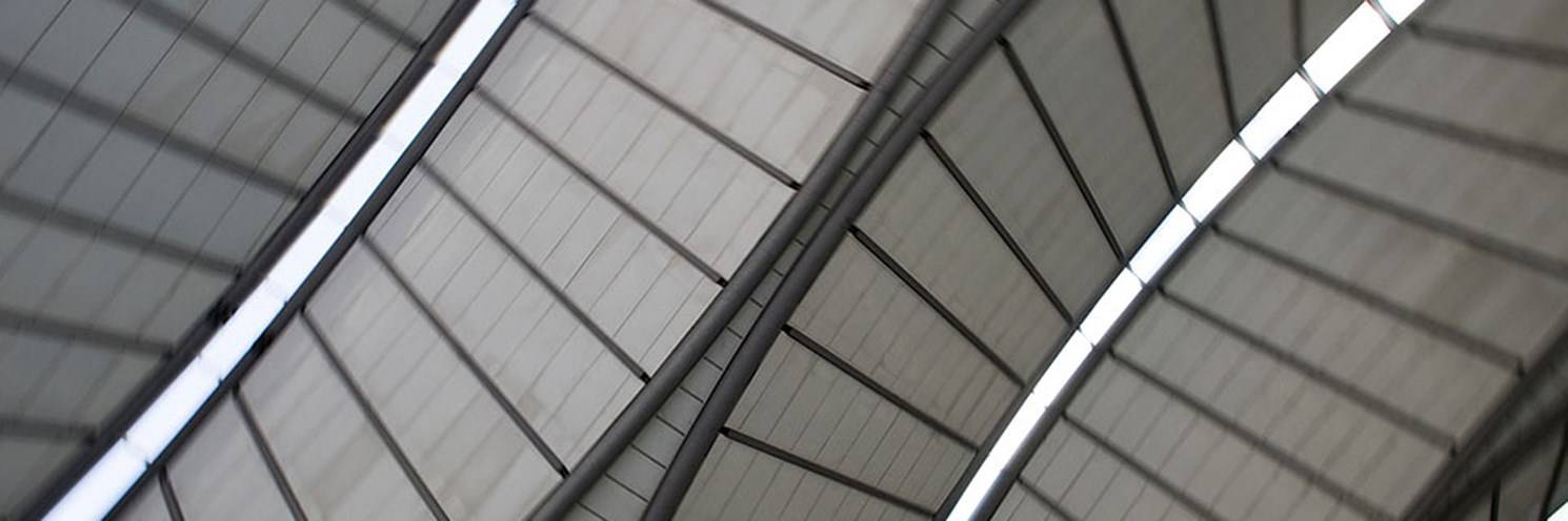 Sydney Olympic Park Train Station Ceiling