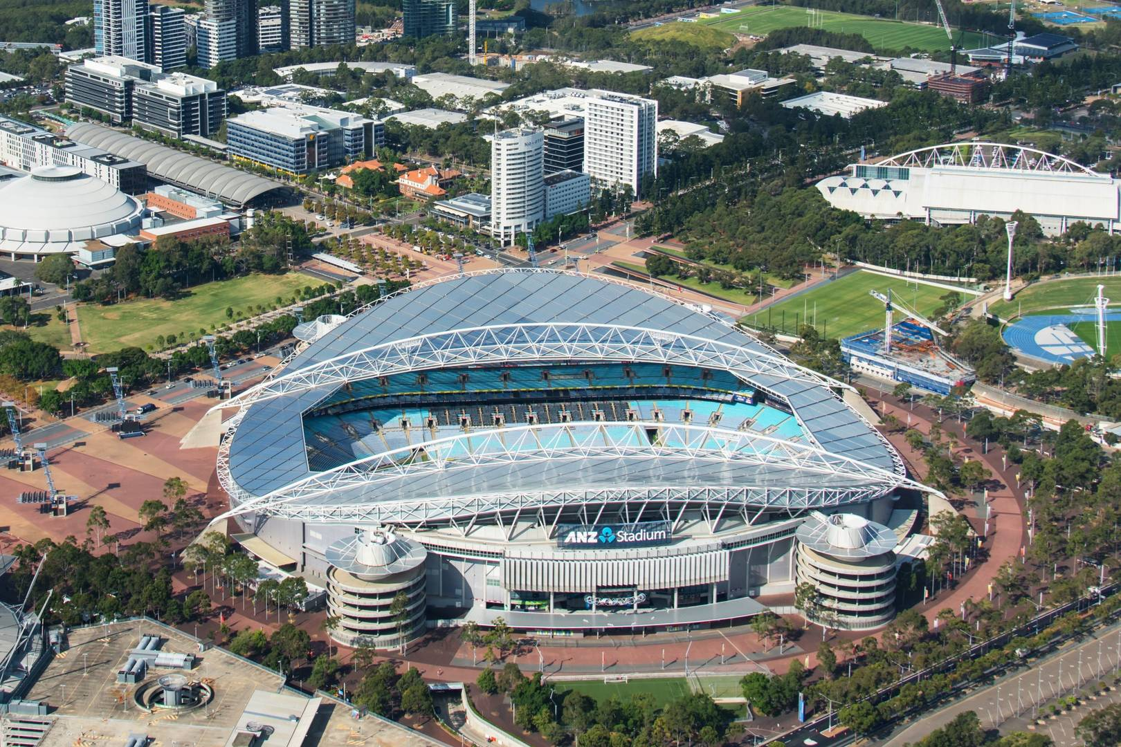 International design competition launched for Sydney Olympic Park stadia precinct
